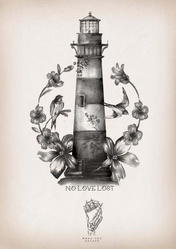 25 Best Ideas About Lighthouse Tattoos On Pinterest