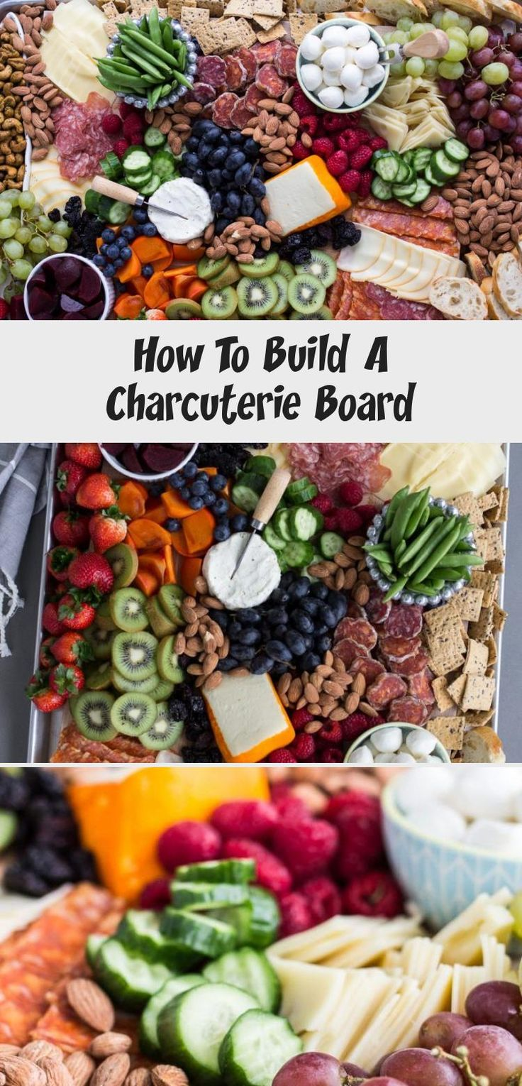 How To Build A Charcuterie Board in 2020 Oktoberfest