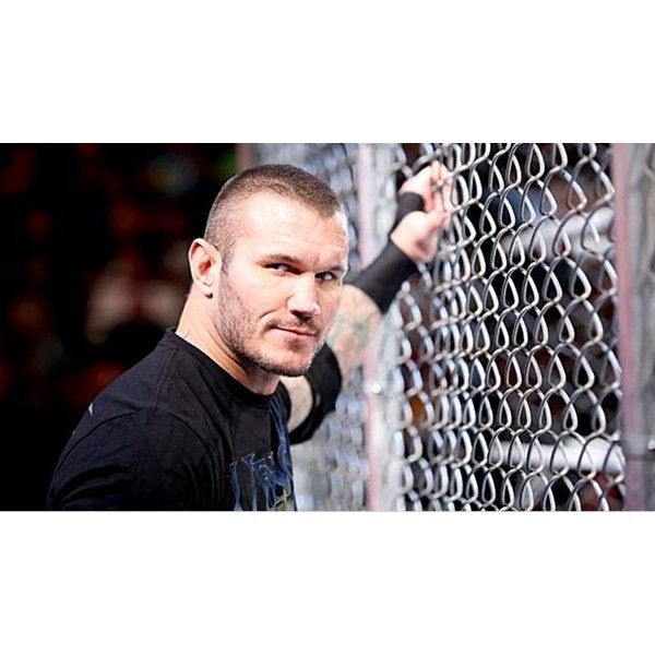 'WWE Raw' Randy Orton RKOs the Roster ❤ liked on Polyvore featuring ww...