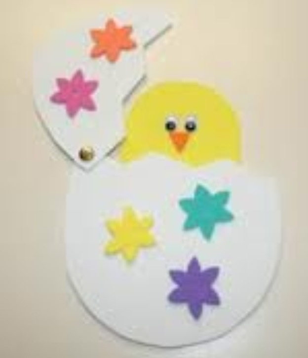 Baby Chick Crafts For Preschoolers