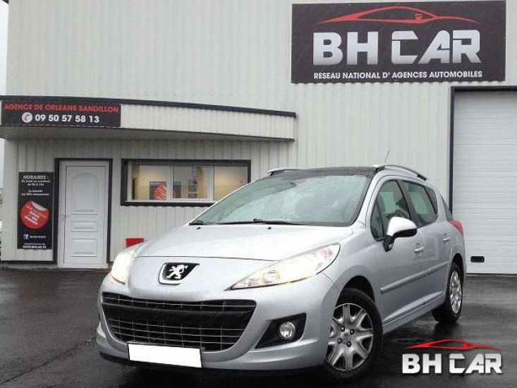 PEUGEOT 207 SW 1.6 HDi BUSINESS 92 ch GPS