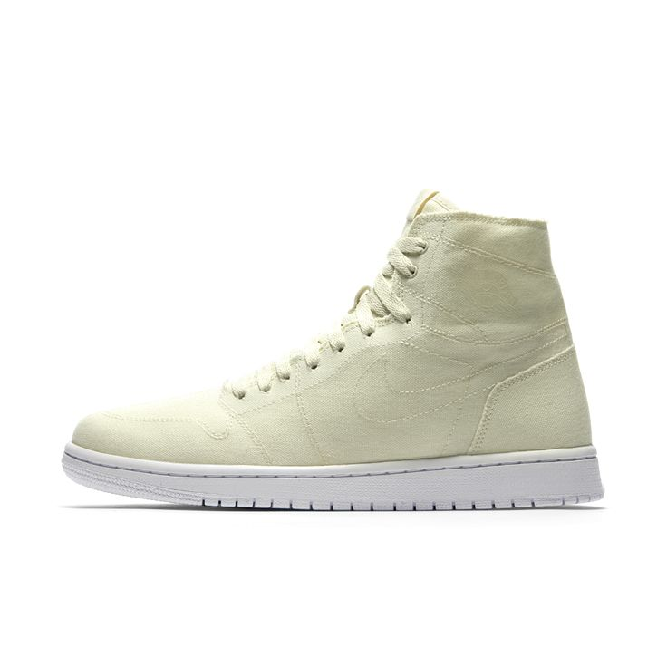 Air Jordan 1 Retro High Decon Men's Shoe, by Nike Size 11.5 (Cream)