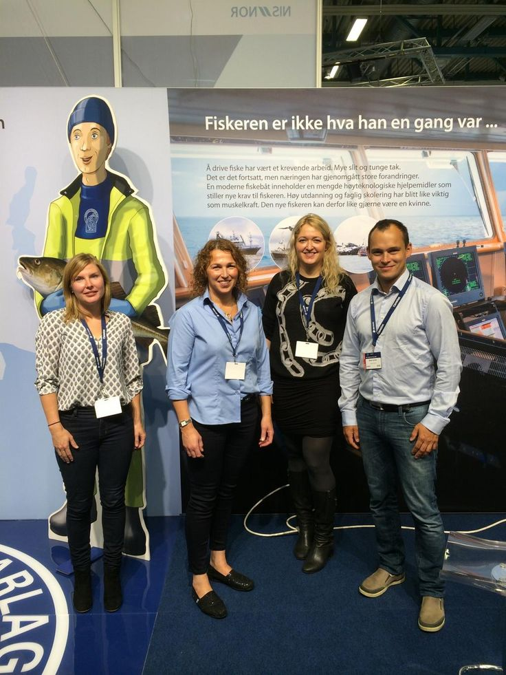 Bilder fra Nor-Fishing 2014