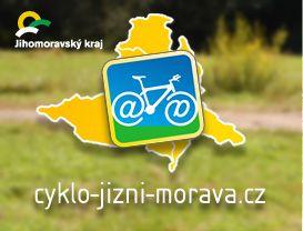 Cyklostezky Jižní Moravy, cykloturistika, památky