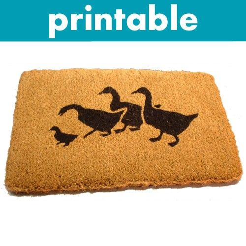 Made to Measure Traditional Doormat - Personalised - Bespoke Door Mats - Home Entrance Mats