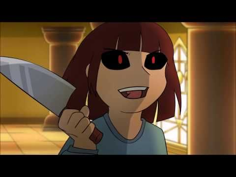 [ANIMATION] Stronger Than You Undertale Parodies In Order (Sans/Chara/Frisk/Papyrus) - YouTube