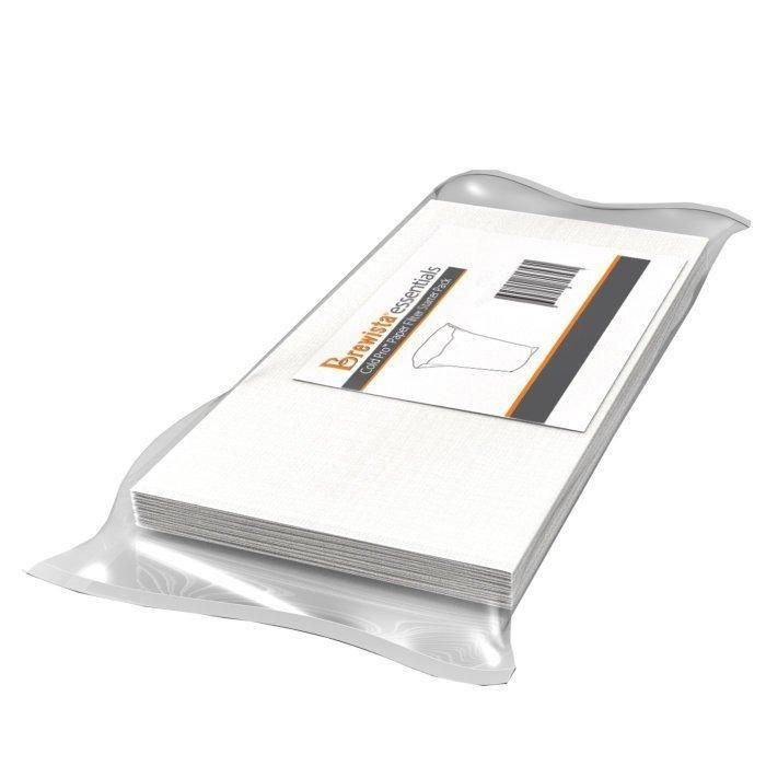 Brewista paper filters for use in Brewista Cold ProTM System - 50 pack.