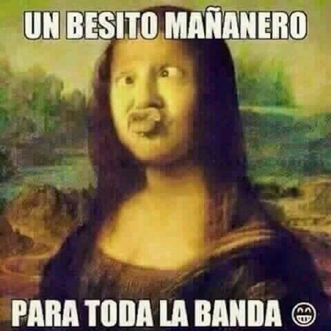 Buenos dias ♥♥♥