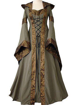 dornbluth.co.uk – medieval dresses