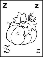Disegni Alfabeto Carte 4