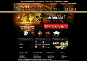 Winward Casino is a downloadable casino also offering live dealer games and lottery using Top Game software licensed in Costa Rica. There are over 200 games at Winward Casino for the players to choose from
