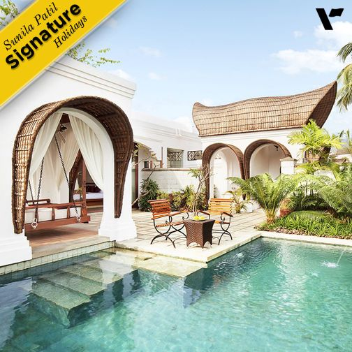 #SignatureHolidays: North #Kerala flavour, Balinese influences, houseboat designs and an opulent ambience; its luxury redefined at the Vivanta by #Taj – Bekal!