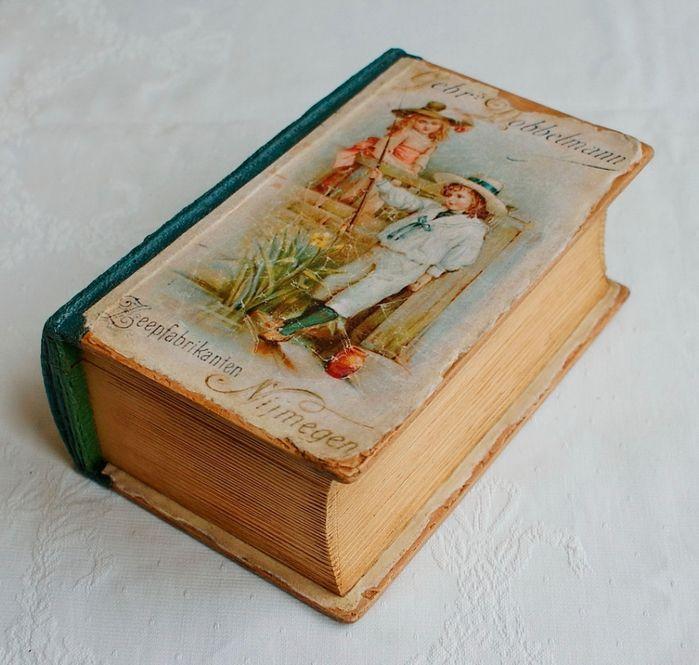 чудесная шкатулка-книга