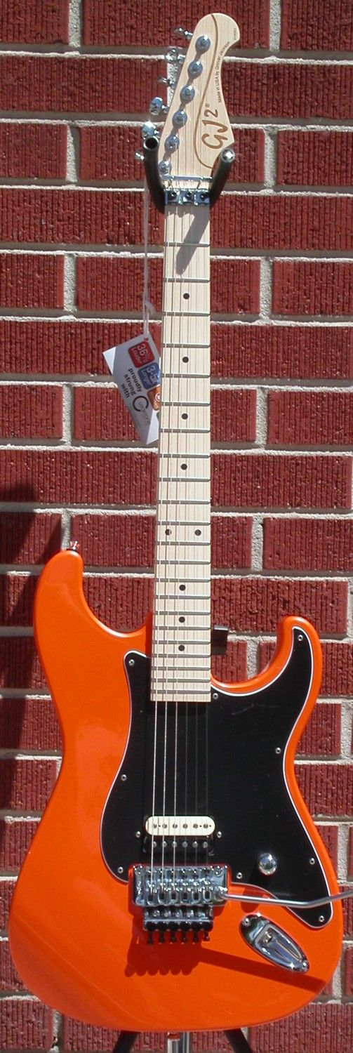 how to change the action on a electric guitar