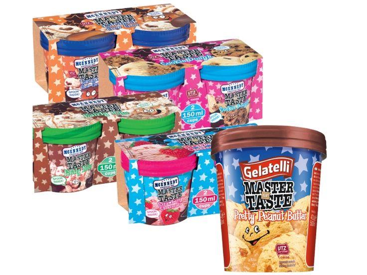 Gelatelli, pretty peanut butter, lidl: Mums, här har vi jordnötssmak, bitar av mjölkchoklad och jordnötssmör i massor! Lite för lite sälta enligt min smak, annars en jordnötssmörsglass som lever upp till namnet. inte helt i klass med B&J Peanut butter cup, men näst bäst hittills! 4/5