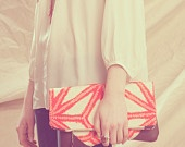 #gracedesigns stella clutch on etsy