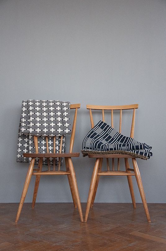 Eleanor Pritchard's rugs and throws