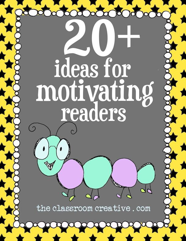 ideas for motivating readers, student reading incentive ideas