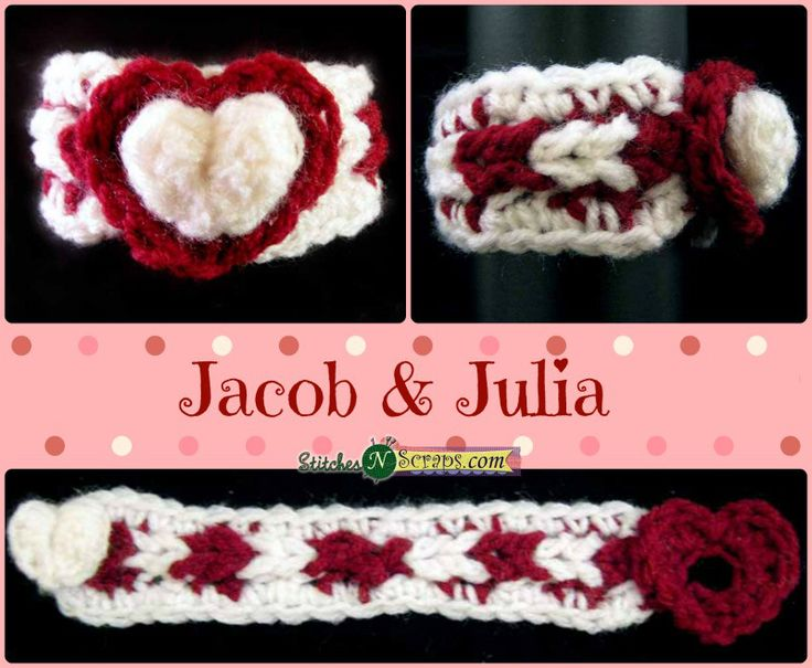 Free Pattern - Jacob & Julia