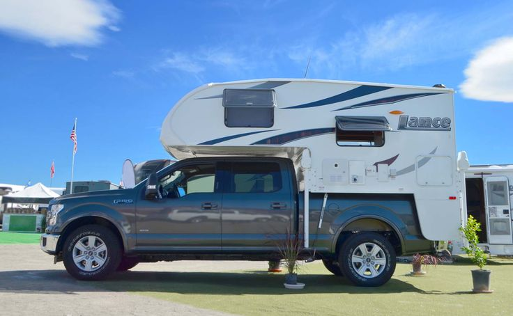 Lance 650 Truck Camper - Half ton owners rejoice!