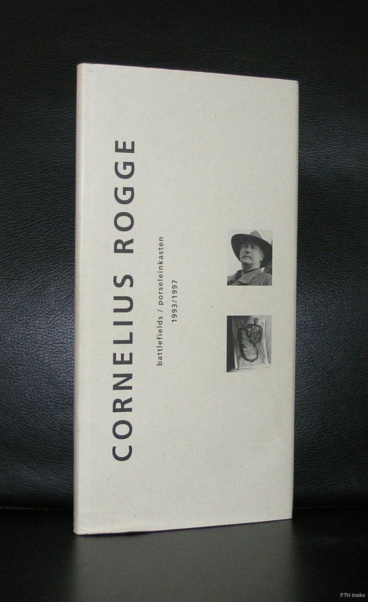 Cornelius Rogge # BATTLEFIELDS # 1997, nm