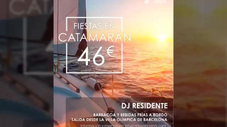 Barcelona Partyboat Hecho con Flipagram - https://flipagram.com/f/1DqwwHuhHlO