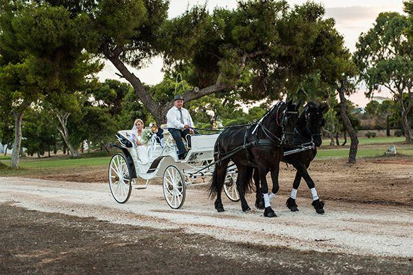 Παραμυθένιος γαμος στο Ble Azure| Σαντυ & Γιαννης  See more on Love4Weddings  http://www.love4weddings.gr/fairytale-wedding-ble-azure/