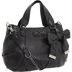 Betsey Johnson - Bow Tied Tote.  - fabulous.
