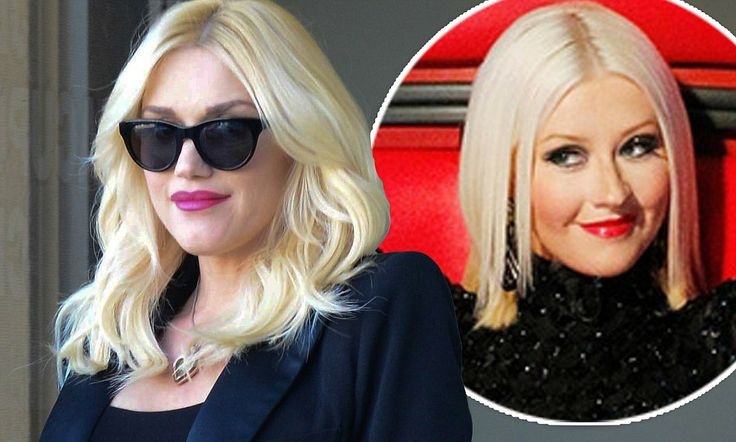 Gwen Stefani to join The Voice as pregnant Christina Aguilera sits out http://dailym.ai/1tjWFur