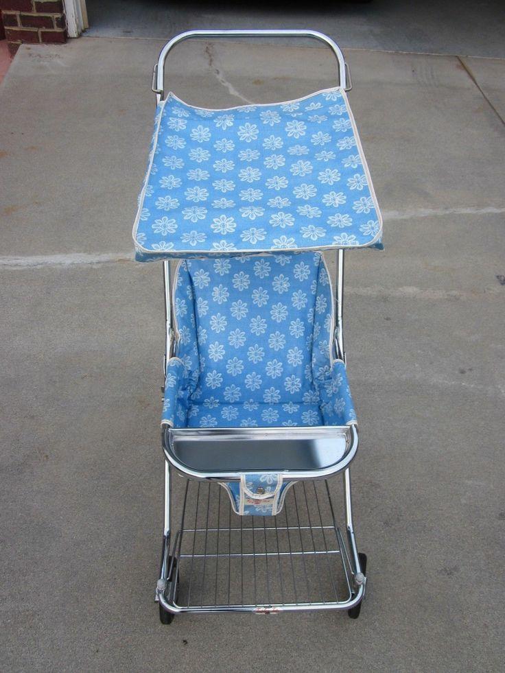 1950 Stroller By Taylor Tot Vintage Baby Doll Stroller