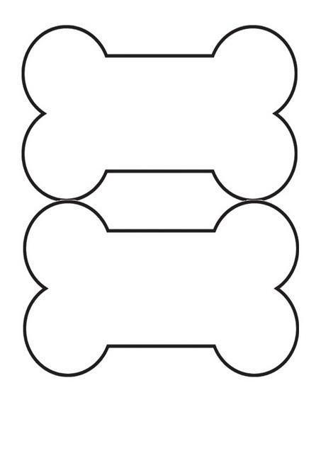 dog templates printable   Printable Dog Tag Template Pictures