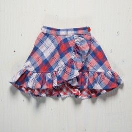 Reversible Skirt   I would make out of something other than plaid.