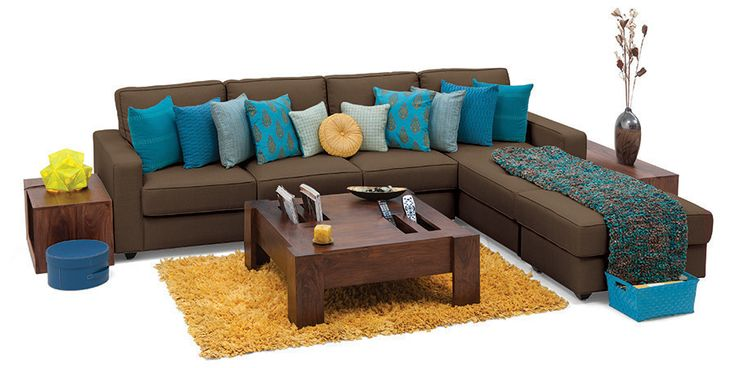 Best Apollo Sectional Sofa Mocha With Images Sofa Set 400 x 300