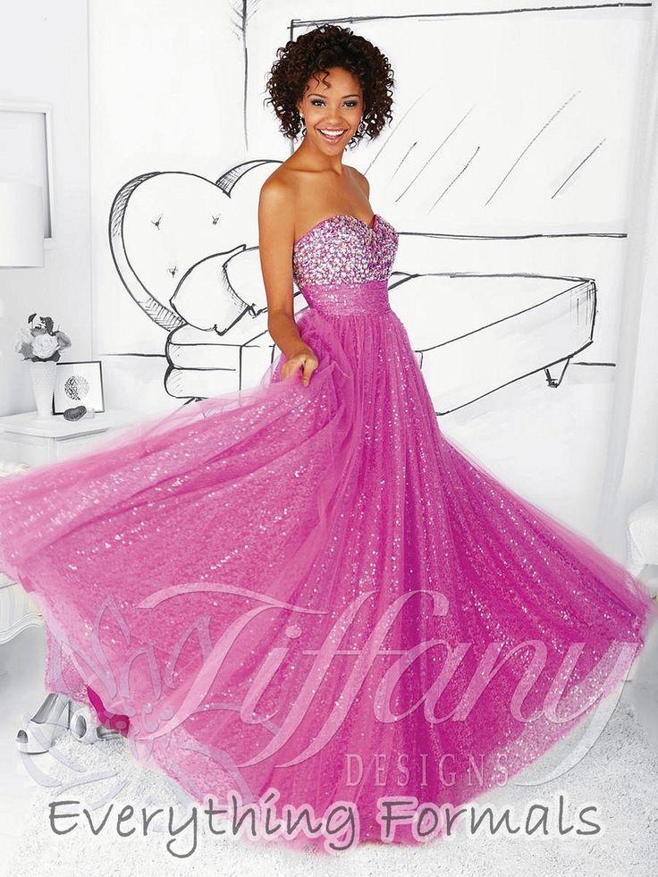 The 38 best Tiffany Presentation images on Pinterest | Ball dresses ...