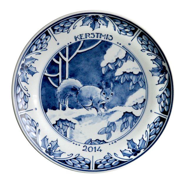 Christmas plate design #1