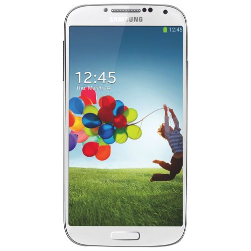 New!Bell Samsung Galaxy S4 Smartphone - White - 2 Year Agreement