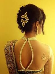 Image result for south indian bride hairstyle