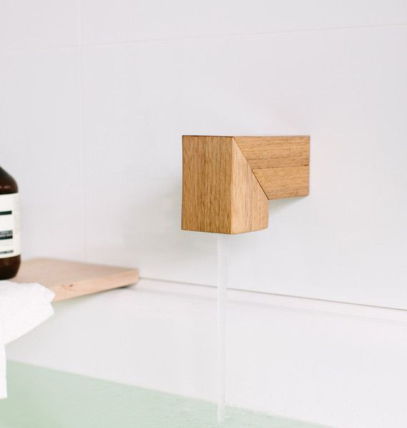 the isla timber bath spout is designed made by brunswick based wood melbourne the isla ships internationally australia wide sydney melbourne and more