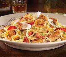 Cajun Shrimp & Chicken Pasta - TGI Fridays in Ann Arbor, MI www.mrdelivery.com