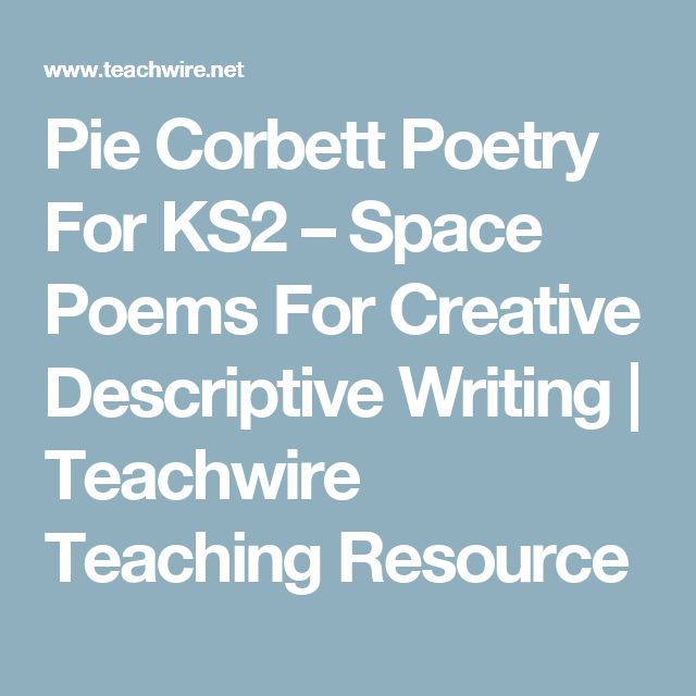creative writing ideas about space If you need to manage your creativity and generate creative ideas on demand both artistic or scientific, then you've got to use this program.