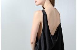 strap dress black $36.98