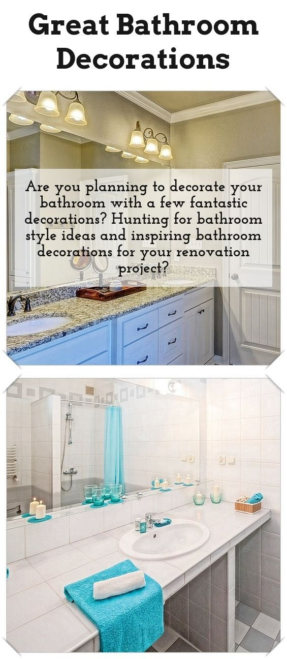 Fun Bathroom Decor And Design Tips Are You Redesigning Your Hunting For Ideas Inspiring Decorations