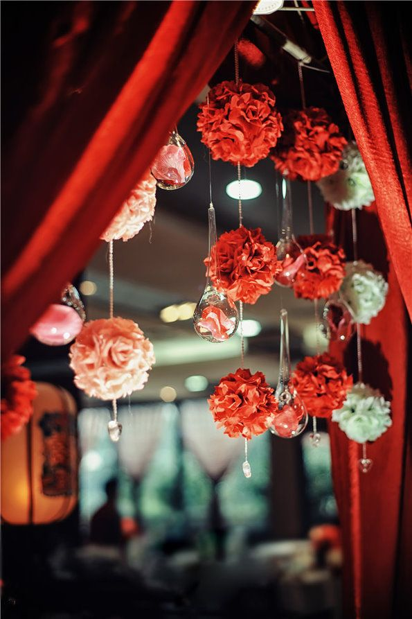 Best chinese wedding decor ideas on pinterest