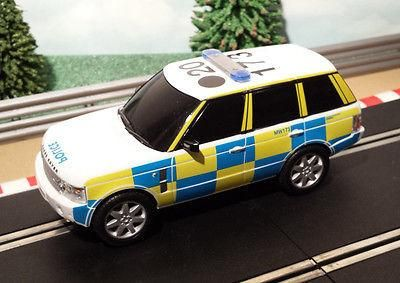 Scalextric 1:32 C... now for sale! Browse here http://www.actionslotracing.co.uk/products/scalextric-1-32-car-police-range-rover-c2808-flashing-lights-siren-dpr?utm_campaign=social_autopilot&utm_source=pin&utm_medium=pin