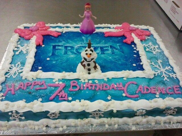 27 best Frozen Themed Cakes images on Pinterest Cake art Themed
