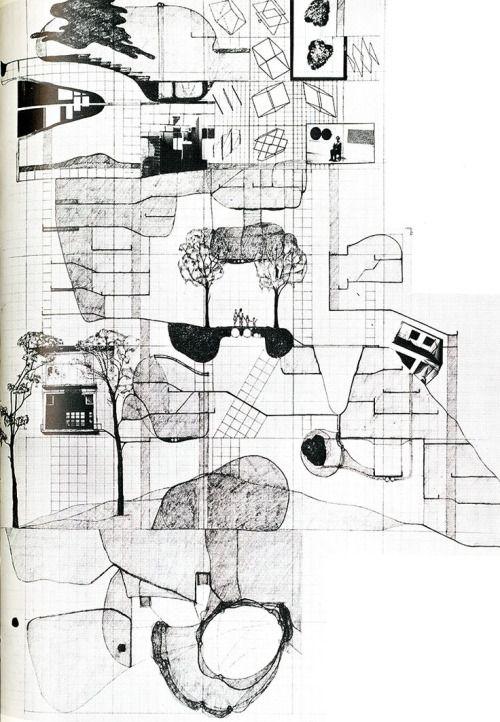 Japan Architect 53 Feb 1978: 23