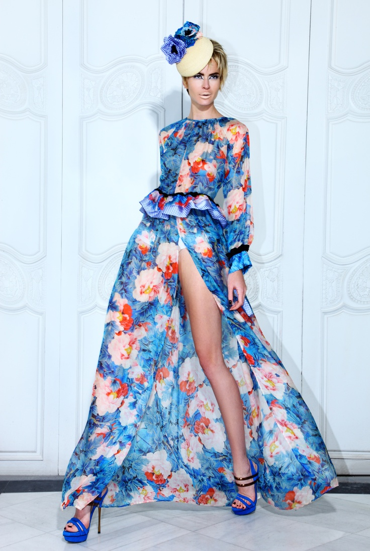 Eugenio Loarce - S/S 2012 Collection