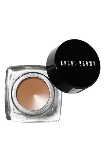 Free shipping and returns on Bobbi Brown Long-Wear Cream Shadow at Nordstrom.com. What it is: A cream eyeshadow that stays on, stays true and doesn't crease. It goes on comfortably with a soft, velvety finish for up to 12 hours of water-, sweat-, humidity- and transfer-resistant wear.Who it's for: It's for women who want a cream formula with a matte or soft shimmer finish that lasts. The shadow is ideal for use on oily eyelids.Why it's different: The easy-to-apply, creamy form...