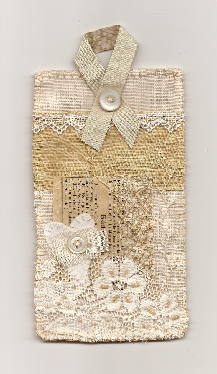 Art Beneath the Cottonwoods: Fabric Collage