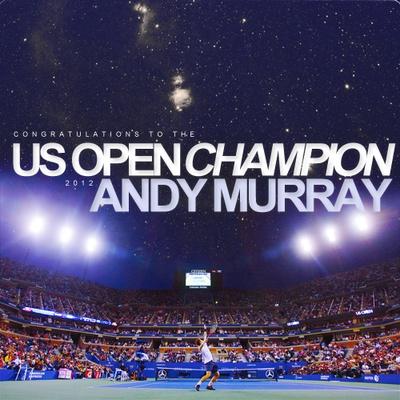 Andy Murray @JugamosTenis